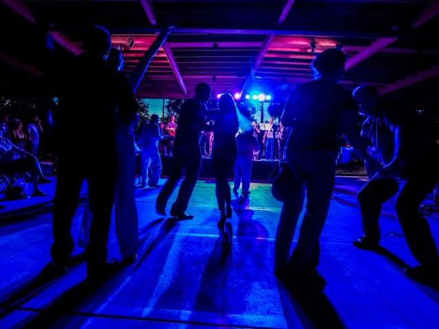 Savannah Jazz Fest | Latin Dance Party