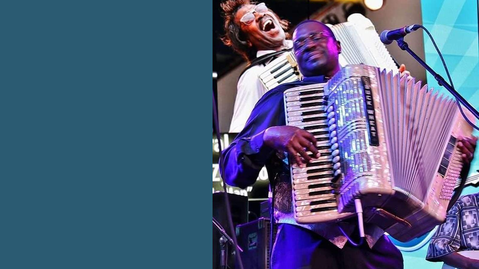 BUCKWHEAT ZYDECO, JR